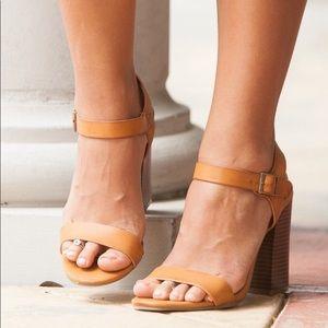 NWOT Chunky Heels.